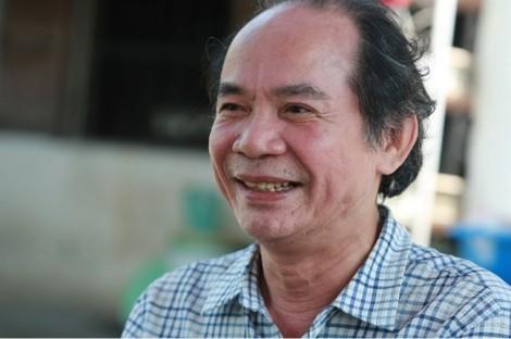 Vĩnh biệt nhà thơ Nguyễn Trọng Tạo: Run run nước mắt ướt nhòe ngực tôi