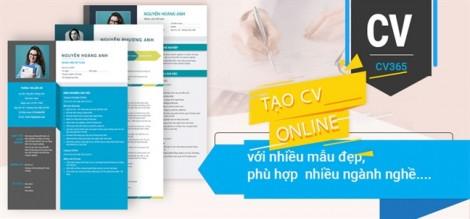 7 mẹo tạo CV online xin việc hoàn hảo năm 2019