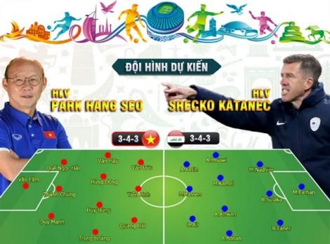 Việt Nam 2-3 Iraq: Iraq chiến thắng bằng pha sút phạt đẳng cấp ở phút 90