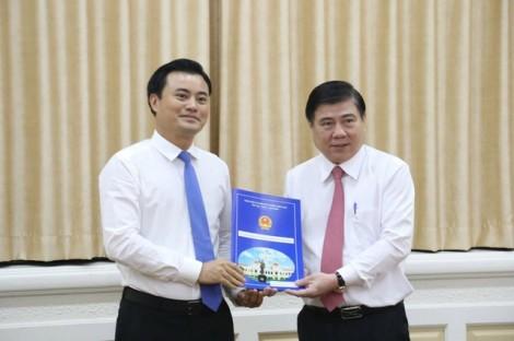 Phân công ông Trần Quang Lâm tạm điều hành Sở GTVT TP.HCM