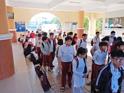 Trường THPT Đào Sơn Tây: Hiệu trưởng nghỉ việc, giáo viên hoang mang