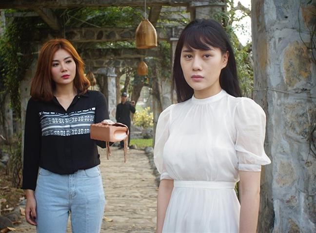 Phim truyen hinh 'chay dua' voi phim chieu mang