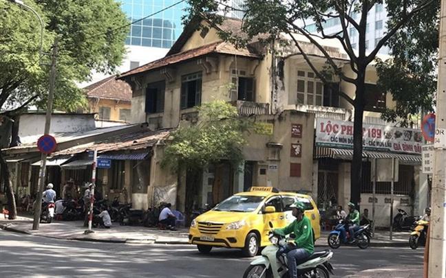 Thanh tra Chinh phu kiem tra sai pham tai hai khu dat 'vang' o Q.1
