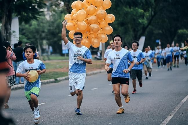 9.000 van dong vien tham gia giai Marathon TP.HCM 2019