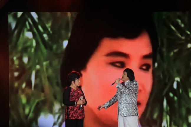 Chuong trinh ky niem 100 nam san khau cai luong: Tiec!