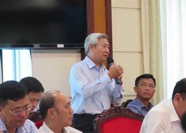 Ong Hoang Nhu Cuong bi dinh chi chuc Bi thu Dang uy Ban Quan ly duong sat do thi TP.HCM