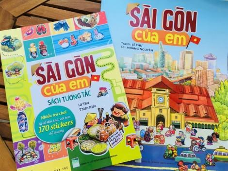 Sách về Sài Gòn cho trẻ
