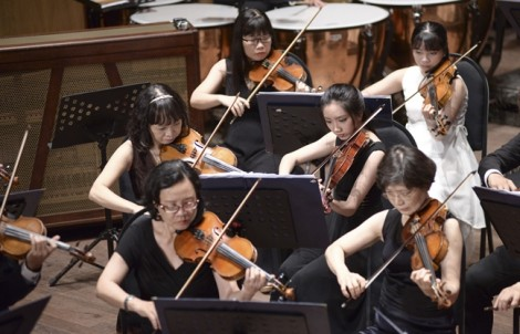 Nhạc sĩ Thanh Bùi: 'Thành phố sẽ thiếu chiều sâu nếu vắng nhạc cổ điển'