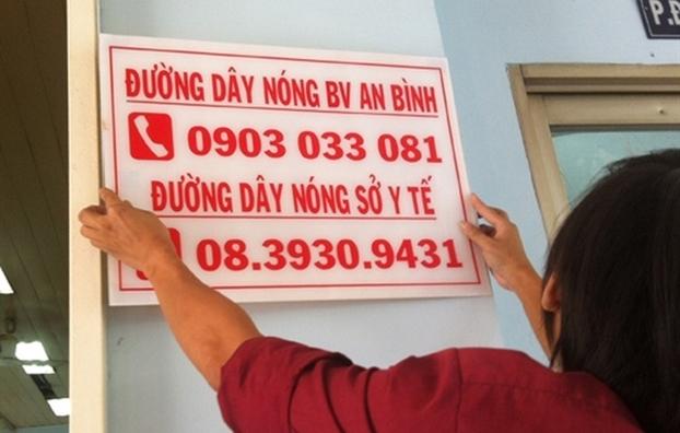 Cho 4 nhan vien y te nghi viec vi bi phan anh qua duong day nong Bo Y te
