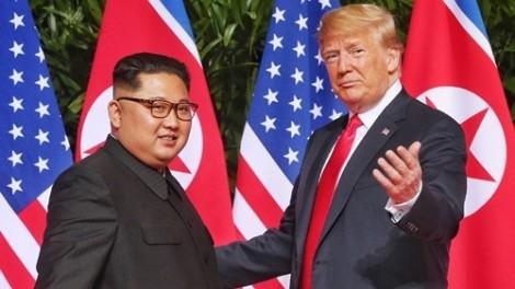 Tổng thống Mỹ gửi thư riêng cho lãnh đạo Triều Tiên Kim Jong Un