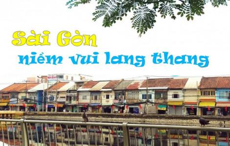 Sài Gòn niềm vui lang thang