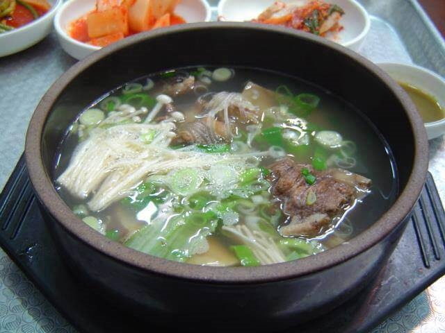 4 mon canh Han Quoc doi vi cho gia dinh