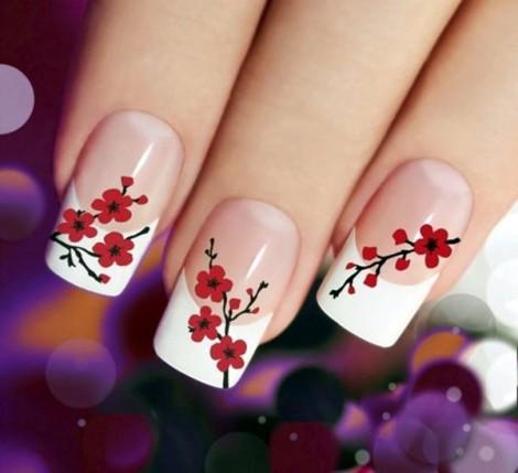 Xuân về trên những ngón tay