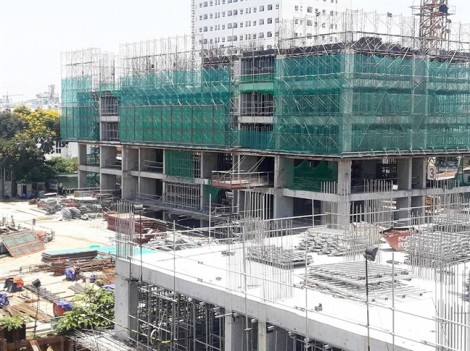 Dự án Asa light xây dựng trái phép, dùng nhà tái định cư huy động vốn