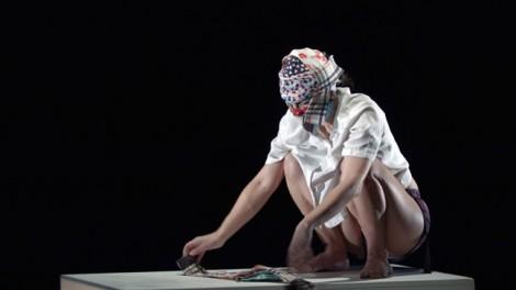 Rapper Suboi tham gia vở múa đương đại