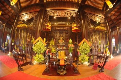 Lễ an vị và khánh thành tượng đức Lễ Thành hầu Nguyễn Hữu Cảnh