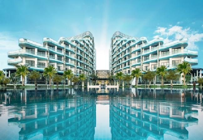 Nghi tet thanh thoi o Vinpearl Resorts