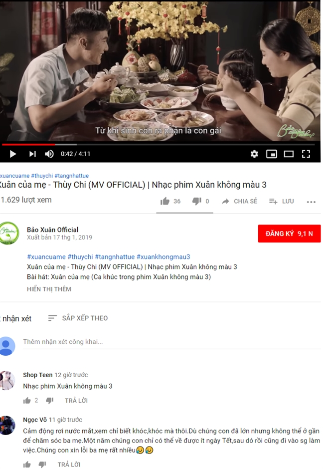 Ca si Thuy Chi khien nhieu phu nu lay chong xa bat khoc