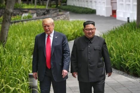 Ông Donald Trump sẽ gặp ông Kim Jong Un vào cuối tháng Hai