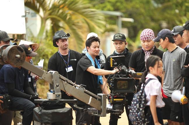 Dao dien Le Van Kiet: 'Neu khong co gi de noi, toi se khong lam duoc phim'
