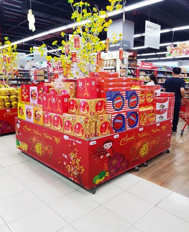 Mondelez Kinh Do Viet Nam dua hon 60 loai san pham 'Qua dang cap, tron yeu thuong' dip tet 2019