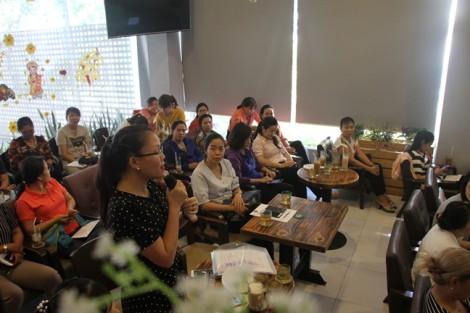 Quận 10: Ra mắt mô hình 'Điểm cà phê khởi nghiệp'