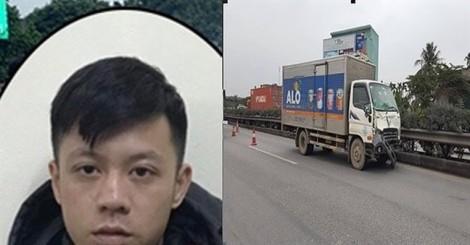 Tài xế xe tải tông 8 người tử vong ở Hải Dương dương tính với ma túy