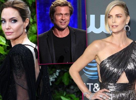 Angelina Jolie va moi 'tham thu' voi tinh moi cua Brad Pitt