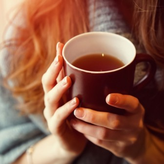 Giảm cân dễ như rót tách trà mỗi sáng