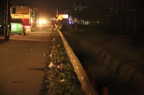 Nhân chứng kể lại giây phút kinh hoàng của vụ xe tải tông 8 người chết