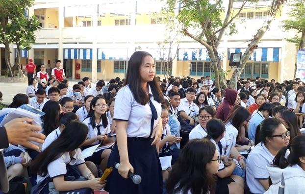 Tuyen sinh dai hoc 2019: Hang loat nganh hoc moi co ten rat keu