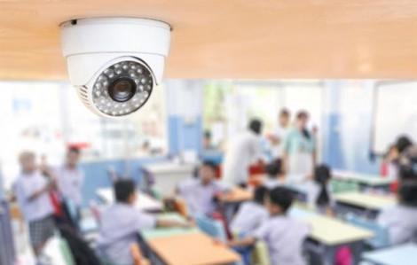 TP.HCM: Trình hai phương án lắp đặt camera tại trường mẫu giáo