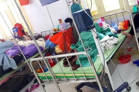 Năm người bị bỏng nặng, nghi do làm pháo