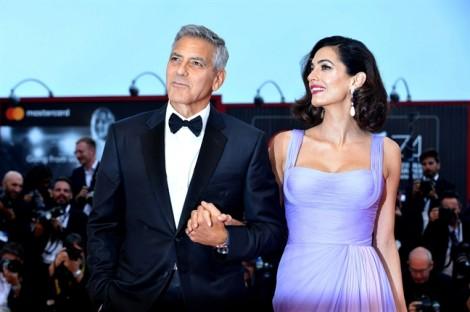 George Clooney nỗ lực cứu cuộc hôn nhân rạn nứt