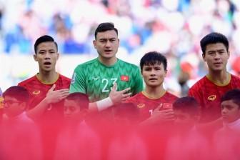 Dừng chân ở Asian Cup, biển lớn đang chờ đón những chiến binh 'Rồng vàng'