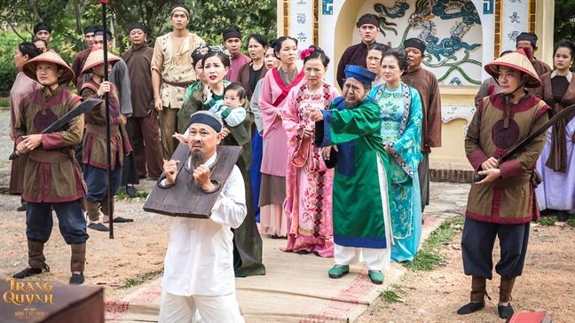 'Trang Quynh': Gay giac mong van hoa dan gian