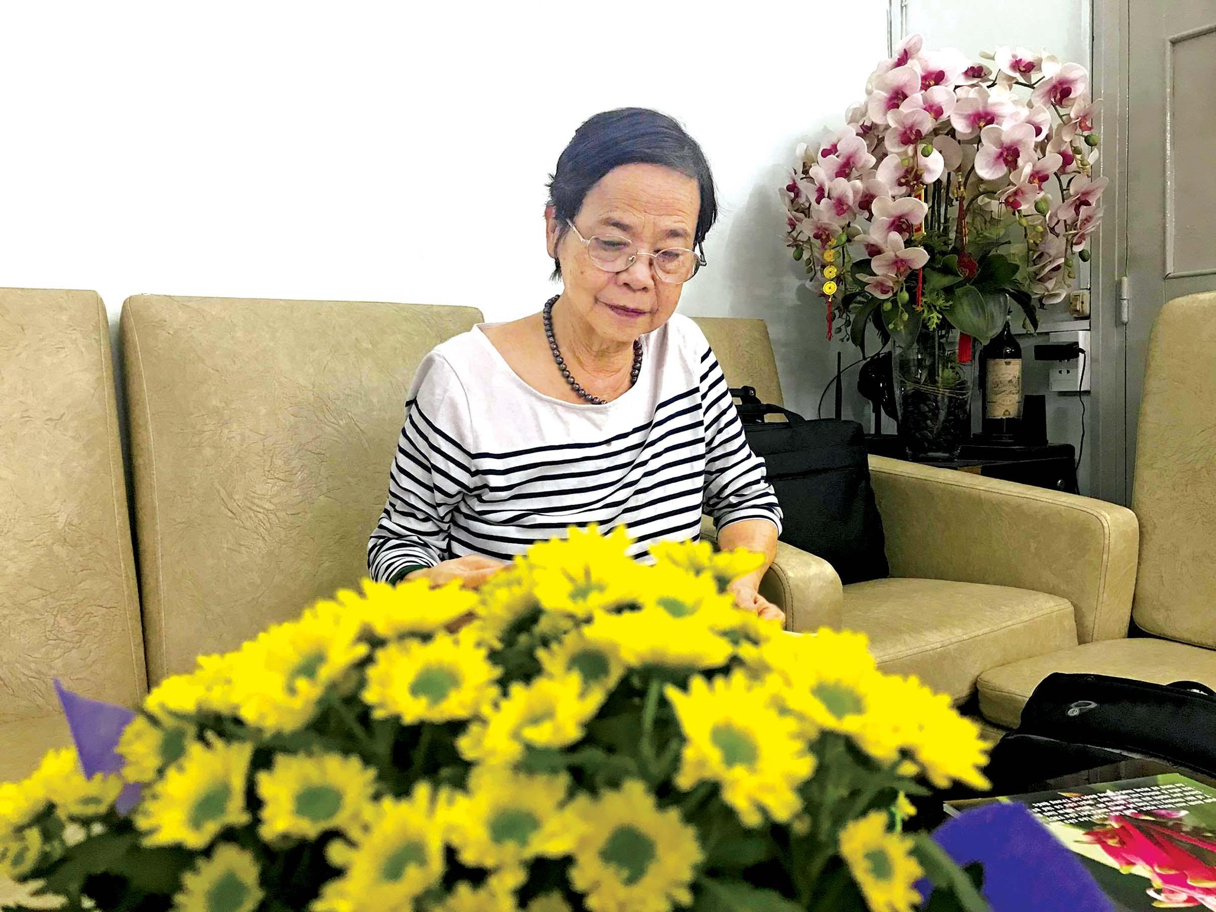 Kỹ sư Lê Thị Tuyết Anh