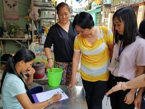 Phụ nữ quận 11 chung tay giữ gìn thành phố xanh, sạch, đẹp