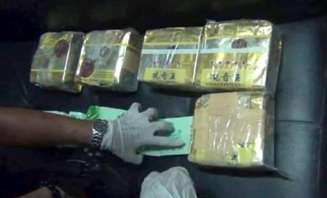 Công an TP.HCM đánh sập đường dây buôn bán 38kg ma túy ngày cận tết