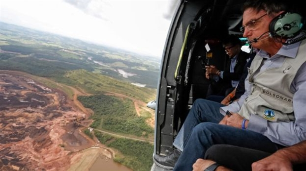 Vo dap Brumadinho o Brazil: Het hy vong tim thay hang tram nguoi mat tich