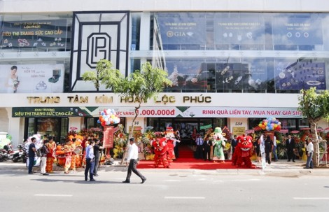 Lộc Phúc Fine Jewelry tăng trưởng 'khủng' gần 63%
