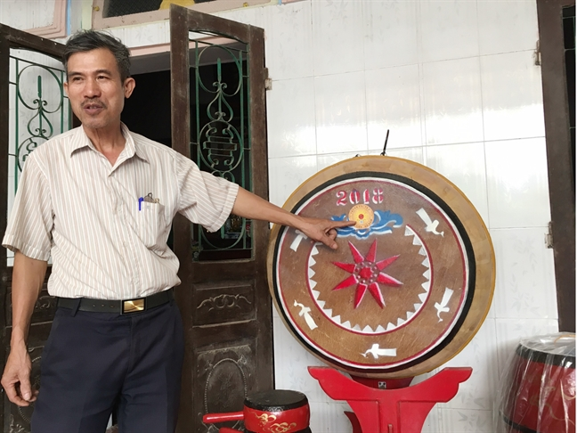 Loc nghe theo tieng trong que