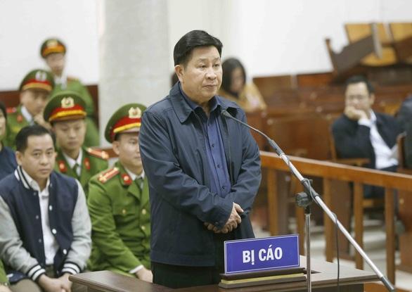 Hai cuu Thu truong Bo Cong an lien quan Vu 'nhom' bi de nghi muc an 2,5-3,5 nam