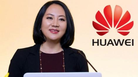 Huawei và bà Mạnh Vãn Chu bị truy tố hàng loạt tội danh