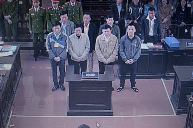 Bac si Hoang Cong Luong tiep tuc bi tuyen phat 42 thang tu giam