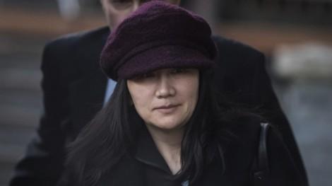 Canada nhận được yêu cầu của Mỹ dẫn độ bà Mạnh Vãn Chu