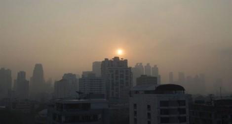 400 trường học tại Bangkok đóng cửa vì ô nhiễm khói độc