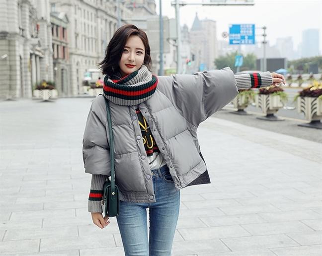 4 kieu ao khoac dien tet Ky Hoi 2019 cuc xinh