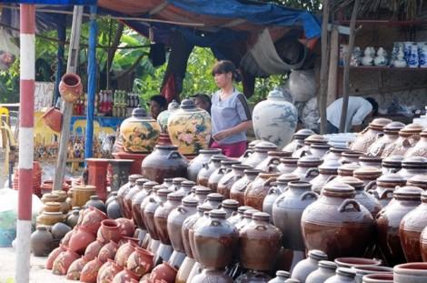 Những chú ủn đi ra từ làng gốm Hương Canh