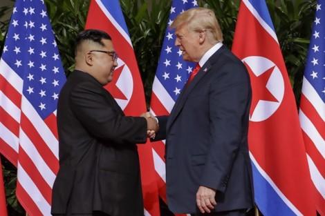 CNN: 'Tổng thống Trump sẽ gặp lãnh đạo Kim Jong Un ở Đà Nẵng'